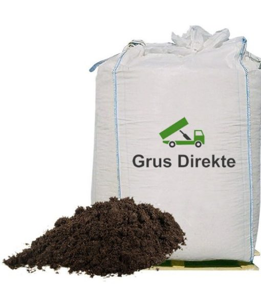GreenBio Drivhusmuld Bigbag (1 ton)